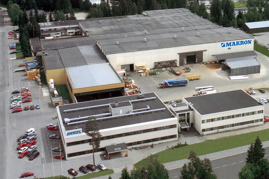 Makron Hollola factory