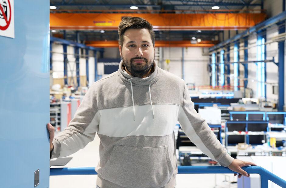Marko Virtanen Automationin tuotantopäälliköksi