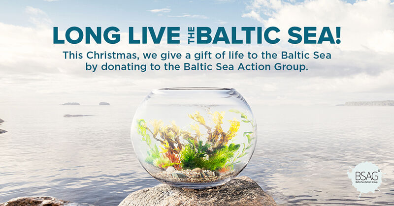Long live the Baltic Sea!