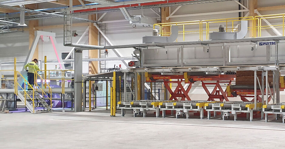 Accurate grading and stacking of veneer via automation